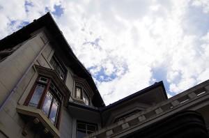 五龍閣屋根